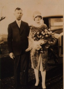 Hill Orrin Todd and first wife