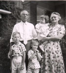 LaMaster Orem Bartlett and Hixson Children