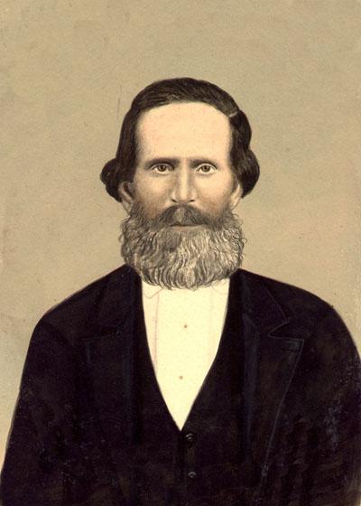 Benjamin James LaMaster, son of Abraham and Letitia (Tyler) LaMaster