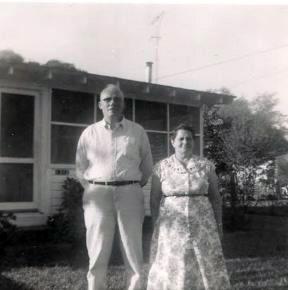 Wills George and Martha Vaughn Pyles